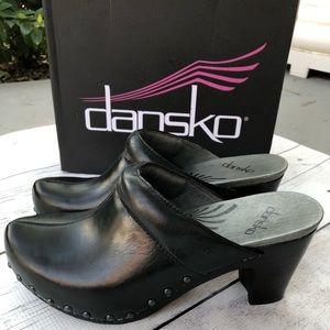 New Dansko Rae Full Grain size 38